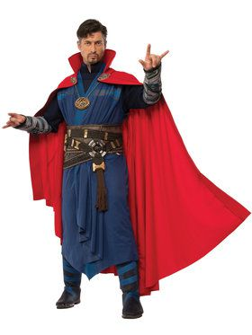 Dr. Strange Cape - Deluxe One-Size