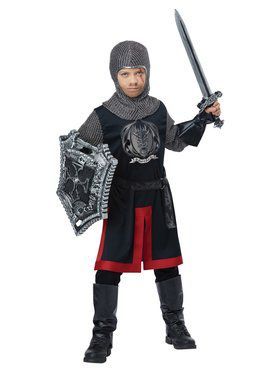 Dragon Knight Child's Costume