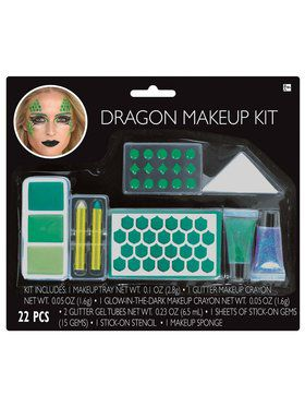 Dragon Make-Up Set