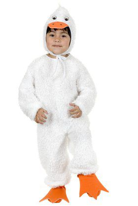 Duck - Infant Child Costume