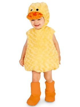 Duck Infant Costume