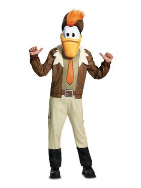 Ducktales Launchpad Classic Child Costume