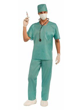 E.R. Doctor Adult Costume