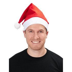 Economy Santa Hat Red Adult One Size