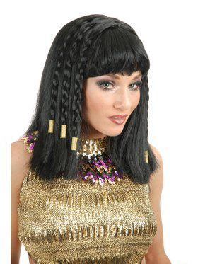 Egyptian Goddess - Wig