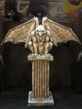 Electric Animated Gargoyle