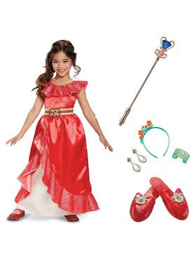 Elena Deluxe Children's Adventure Gown Kit