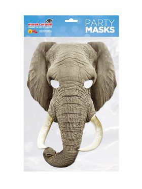 Face 2018 Halloween Masks - Elephant