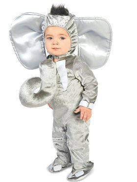 Elephant Prince Infant Costume