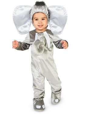 Elephant Prince Toddler Costume