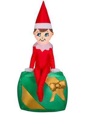 Airblown Inflatable Elf on the Shelf