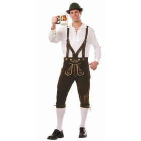 Elite Oktoberfest Guy Adult Costume