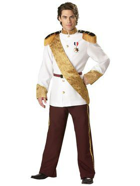 Elite Prince Charming Adult Costume