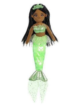 Ella Sea Sparkles Mermaid Plush