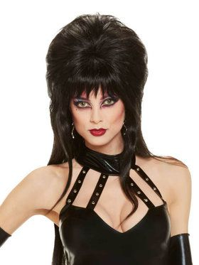 Elvira Wig Licensed