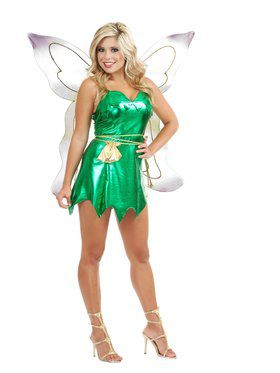 Emerald Fairy Adult Costume