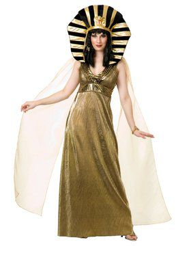 Empress Of The Nile Adult Costume
