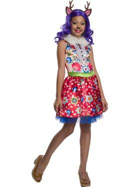 Enchantimals Danessa Deer Girls Costume