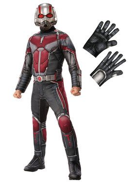 Endgame Antman Deluxe Adult Costume Kit