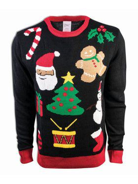 Everything Christmas Sweater