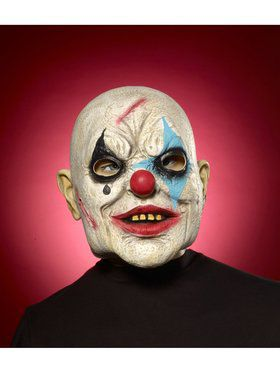 Evil Clown Bald