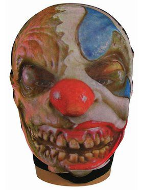 Evil Clown Sock Mask