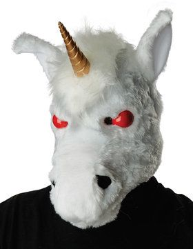 Evil Unicorn Ani-Motion 2018 Halloween Masks