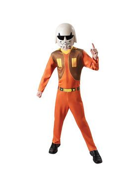 Ezra Bridger Child Jumpsuit Set