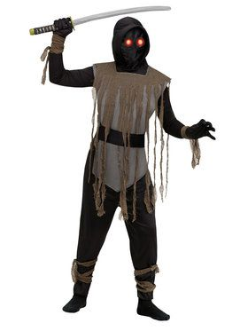 Fade In Out Ninja Costume for Kids