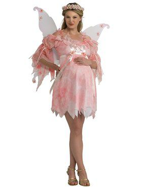 Fairy Maternity Adult Costume
