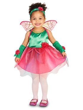 Fairy Princess Toddler Costume  sc 1 st  BuyCostumes.com & Baby and Toddler Fairies and Elves Costumes - Baby and Toddler ...
