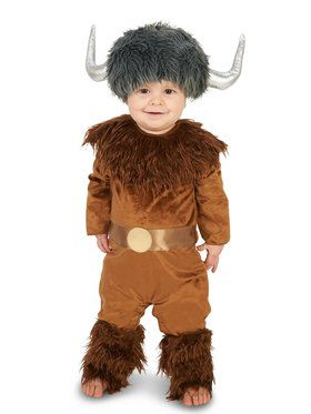 Fearless Viking Infant Costume