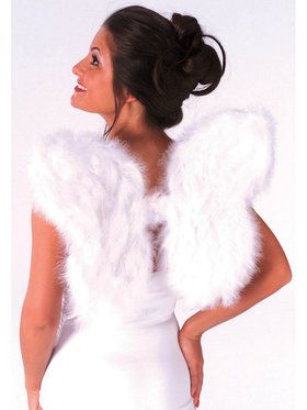 Feather Wings- White