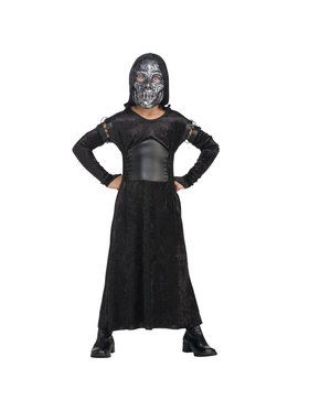 Female Death Eater Bellatrix Child Costume