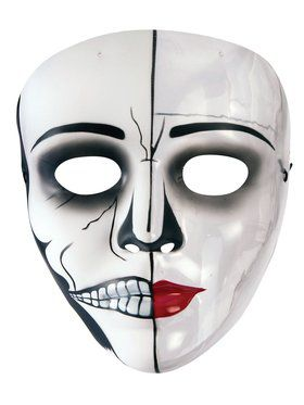 Transparent Phantom 2018 Halloween Masks - Female