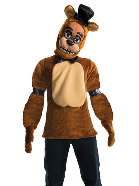 Child Five Nights at Freddy's Freddy Costume