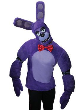 FNAF PLUSH BONNIE COSTUME