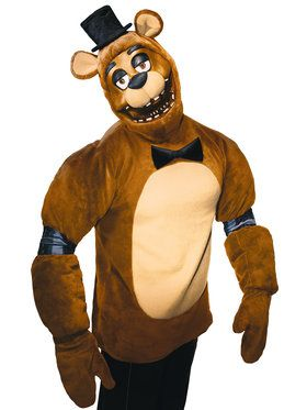 FNAF PLUSH FREDDY COSTUME