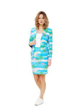 Flamingirl Women's Opposuit