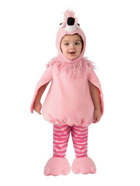 Flamingo Child Costume