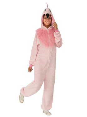 Flamingo Comfy Wear Adult Costume
