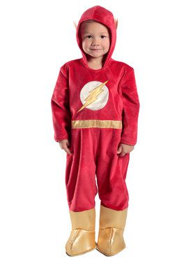 Flash Toddler Premium Jumpsuit
