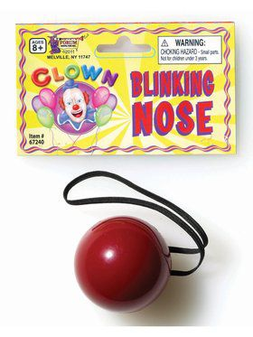 Flashing Clown Nose