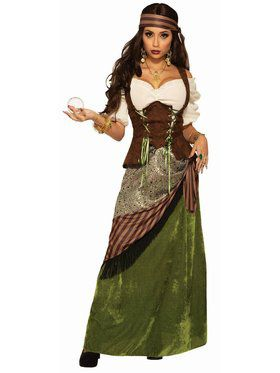Fortune Teller - Celtic Fortune Teller Adult Costume