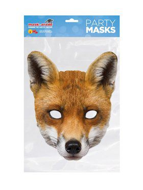 Face 2018 Halloween Masks - Fox