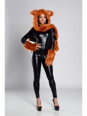 Fox Hooded Adult Kit