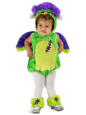 Franken Owl Infant Costume