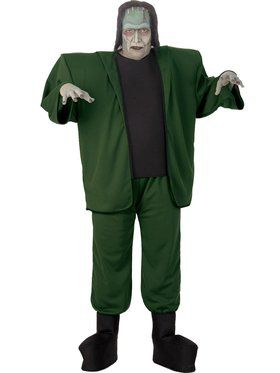 Frankenstein Adult Plus Costume