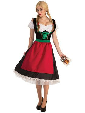 Fraulein Costume for adults