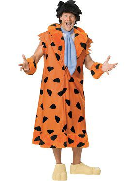 Fred Flintstone Plus Adult Costume